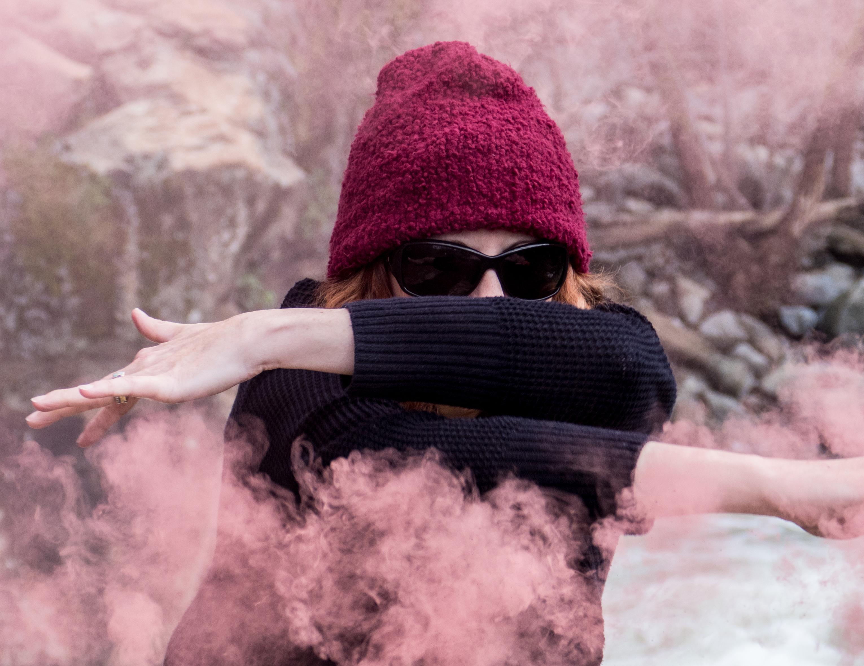Smoke Bomb Photo Gallery